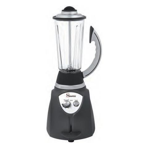 Frullatore Mixer Professionale Frullati 2 Litri Rs1099