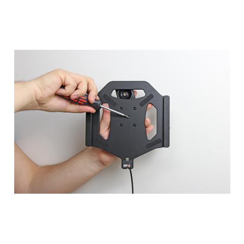 BRODIT 512737 Auto Active holder Grigio supporto per personal communication