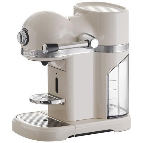 KITCHENAID 5KES0503EAC Macchina Caffe' Nespresso Colore Panna