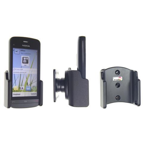 Brodit 511262 Passive holder Nero supporto per personal communication