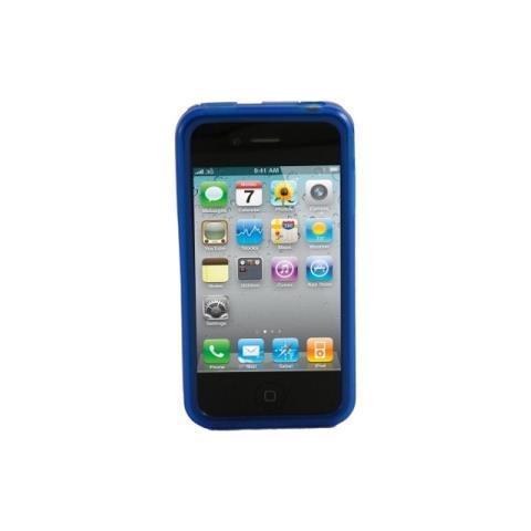 CABLE TECHNOLOGIES iRound dark blue per iPhone 4S