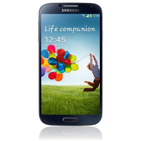 GT-I9505 Galaxy S4 Black Display 5'' Amoled HD Quad Core 16 GB LTE NFC Fotocamera 13 Mpx Android 4.2.2 - TIM