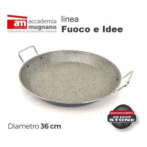 Fipla236 Padella Accademia Mugnano Paella Mia Linea Fuoco E Idee 36cm