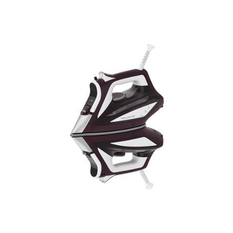 ROWENTA Ferro da Stiro a Vapore DW5220 Potenza 2700W Colore Bordò e Bianco