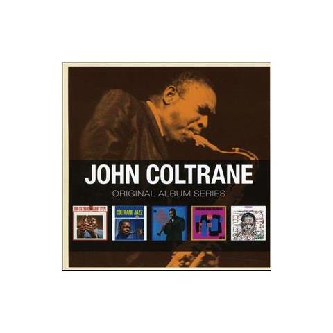 WARNER BROS Cd Coltrane John - Original Album (5 Cd)
