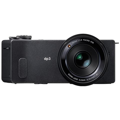 dp3 Quattro 50mm F2.8 Fotocamera Bridge