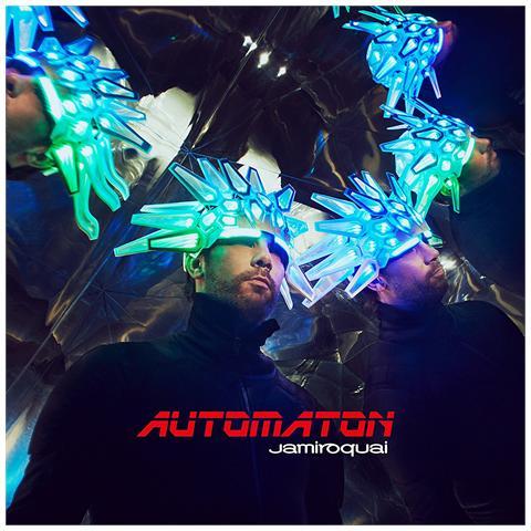 VIRGIN Jamiroquai - Automaton (Ltd. Deluxe Edition)