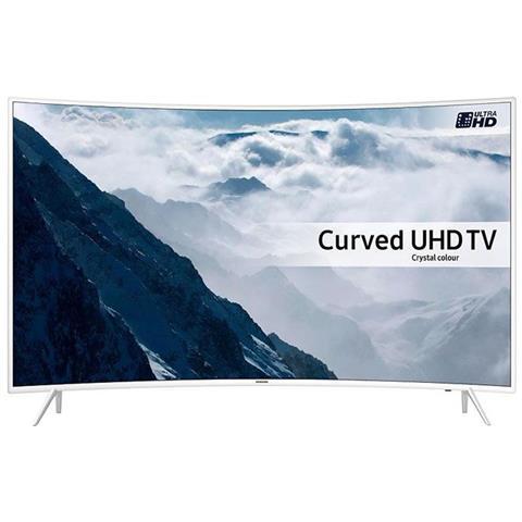 "SAMSUNG TV LED Ultra HD 4K 49"" UE49MU6272 Smart TV Curvo"