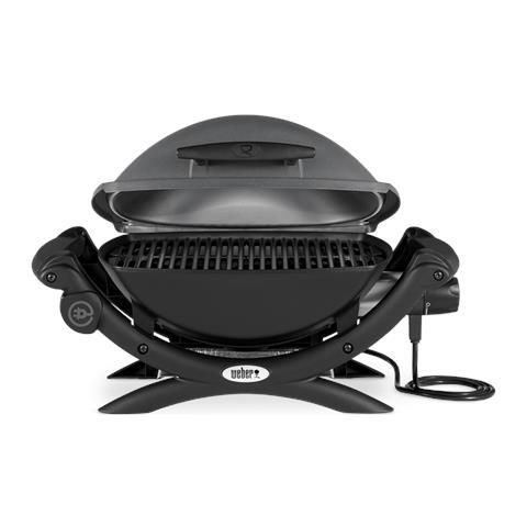 Barbecue Elettrico Q1400 Dimensione 43 x 32 cm Colore Dark Grey