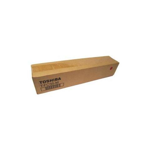 Image of 6AJ00000052 Toner Originale Magenta per Toshiba 2500C Capacit
