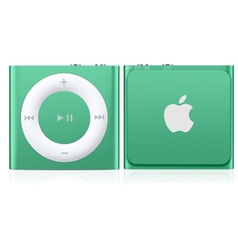 APPLE iPod Shuffle 2 GB con Clip VoiceOver e Genius Colore Verde