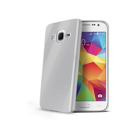 CELLY Cover in TPU per Galaxy Core Prime - Trasparente