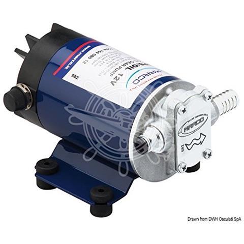 Image of Pompa olio 24 V 5 A