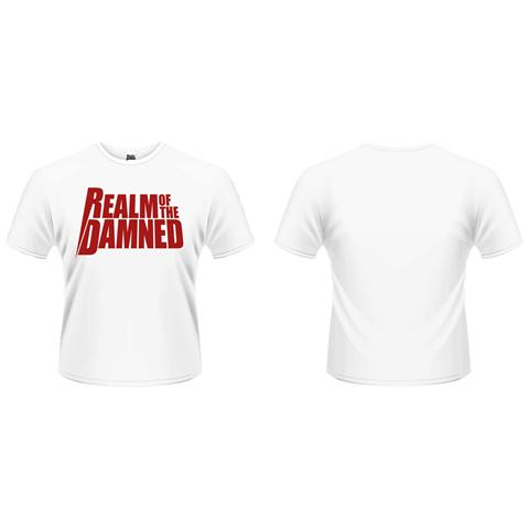 PHM Realm Of The Damned - Red Logo (T-Shirt Unisex Tg. XL)