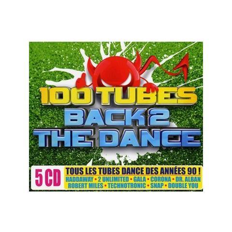 WARNER BROS 100 Tubes Back 2 The Dance (5 Cd)