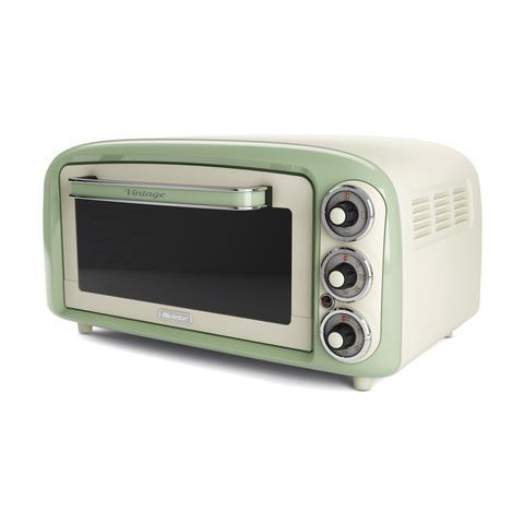 979 Fornetto Elettrico Potenza 1380 Watt Capacità 18 L Colore Verde