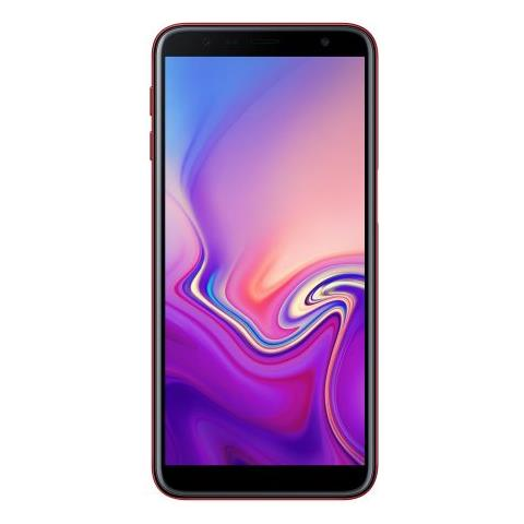 Galaxy J4+ Rosa Dual Sim Display 6'' HD Quad Core Ram 2GB Storage 32GB +Slot MicroSD Wi-Fi + 4G Fotocamera 13Mpx Android - Italia