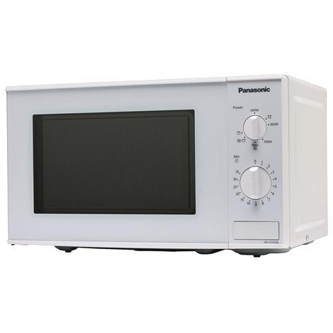 NN-K101W Forno Microonde con Grill Capacità 20 Litri Potenza 800 Watt Colore Bianco