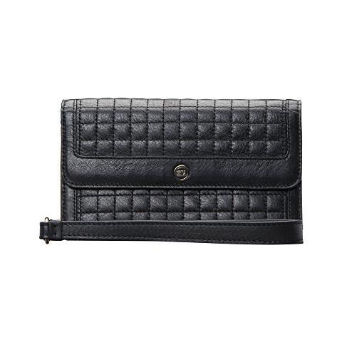 SENA Cases Isa Wallet Clutch iPhone 6 / 6s Plus nero
