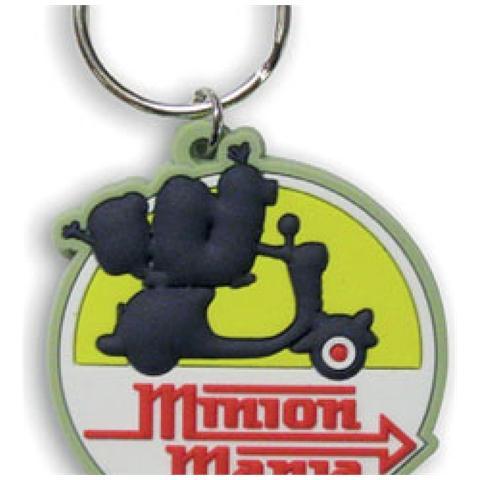 PYRAMID Minions / Cattivissimo Me - Minion Mania (Portachiavi Gomma)