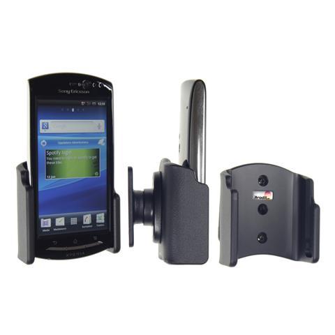 Brodit 511269 Passive holder Nero supporto per personal communication