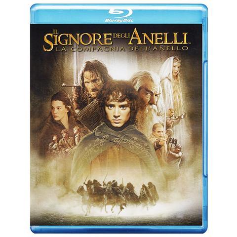 WARNER BROS Il Sinore degli Anelli - La Compagnia dell'Anello (Blu-Ray)