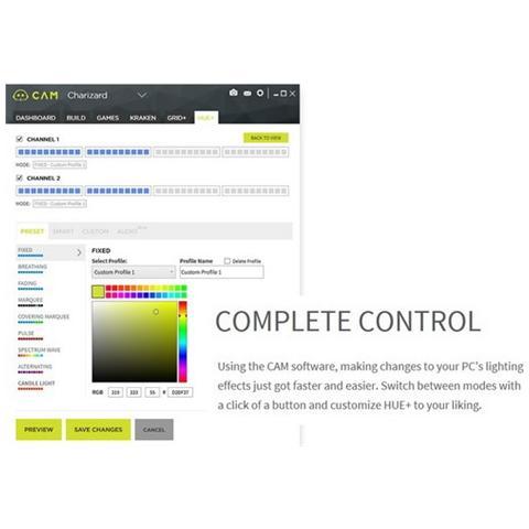 Image of HUE+ RGB LED Controller - schwarz
