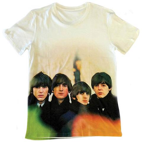 ROCK OFF Beatles (the) - For Sale (t-shirt Unisex Tg. M)