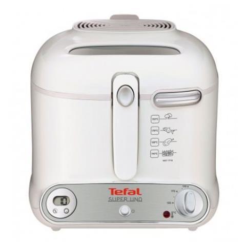 Friggitrice Elettronico FR3021 Capacità 2.2 litri 1800 W Colore Bianco
