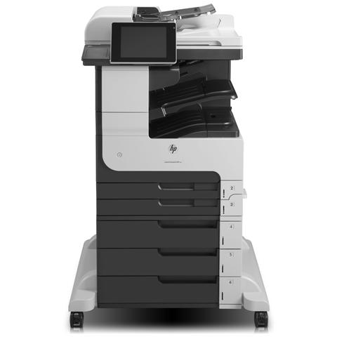 Image of LaserJet Enterprise 700 MFP M725Z Stampante Multifunzione Stampa Copia Scansione Fax Laser B / N A4 41 Ppm Eprint Gigabit Ethernet Usb 2.0 Wireless (Opzionale)