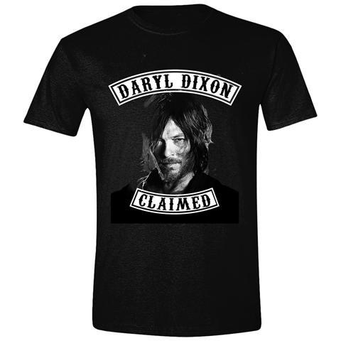 IMPORT Walking Dead - Daryl Dixon Claimed (T-Shirt Unisex Tg. M)