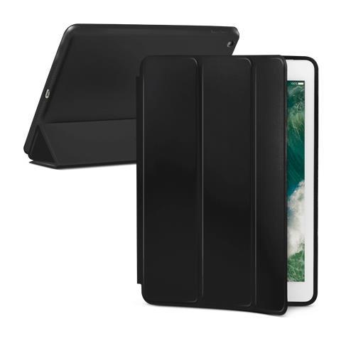 """FONEX Book Executive Touch in Silicone con Funzione Sleep e Stand per Apple iPad Pro 12.9"""" Colore Nero"""