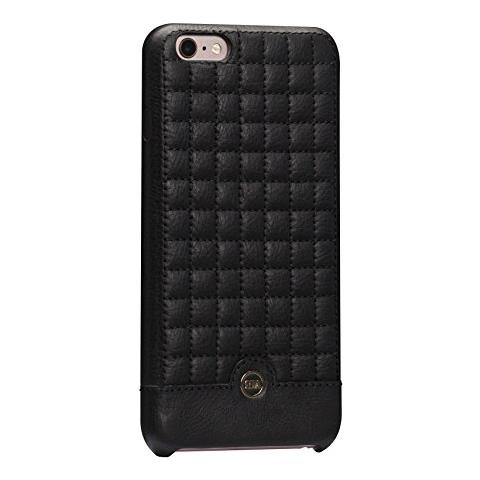 SENA Cases Isa Quilted Snap On iPhone 6 / 6s Plus nero