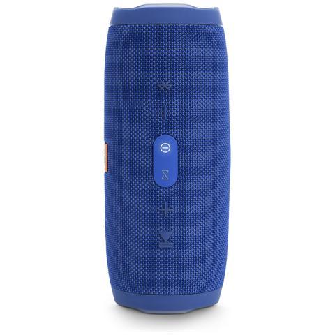 JBL Speaker Audio Portatile Charge 3 Bluetooth Impermeabile colore Blu