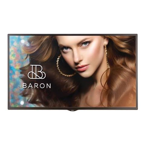 Image of 55SH7DD Digital signage flat panel 55'' LED Full HD Wi-Fi Nero visualizzatore di messaggi