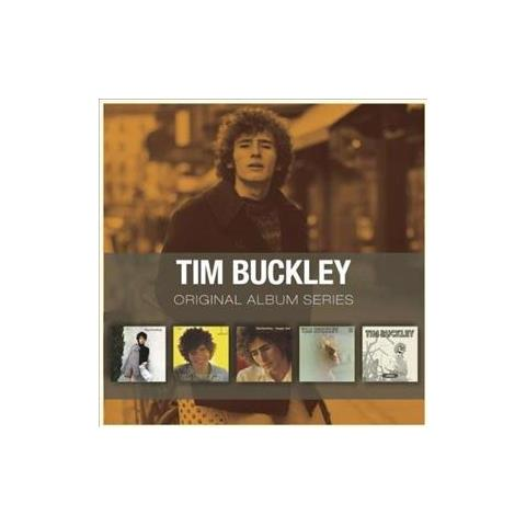 WARNER BROS Cd Buckley Tim - Original Album S. (5cd)