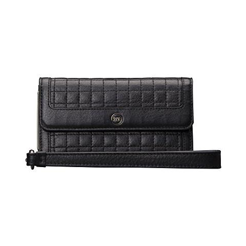 SENA Cases Isa Wallet Clutch iPhone 6 / 6s nero