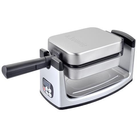 Gfx360 piastra reversibile per waffle