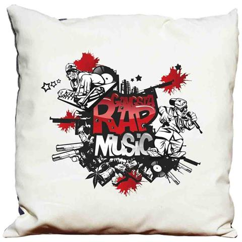 Cuscino Decorativo Rap 1