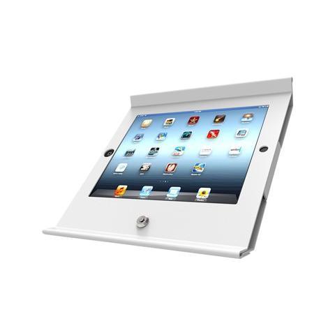 Compulocks Slide Basic M iPad Mini POS Stand, Tablet / UMPC, Bianco, Alluminio