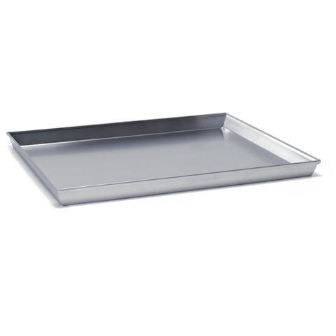 Teglia Rettangolare in Alluminio 35 x 28 cm - Serie 7000