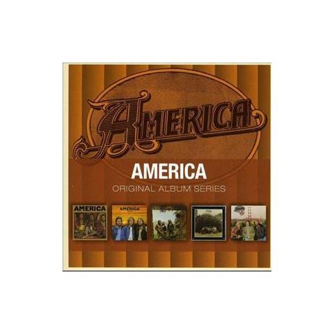 WARNER BROS Cd America - Original Album Series (5cd)
