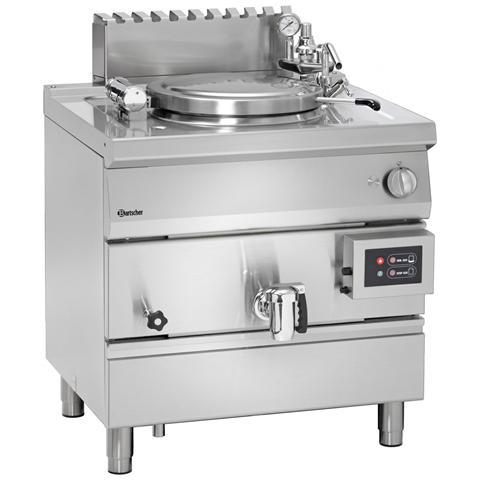 2858021 Bollitore a Gas in inox 55 litri 15,5 kW