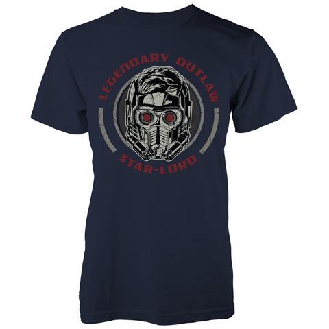 PHM Marvel Guardians Of The Galaxy Vol 2 - Legendary Outlaw (T-Shirt Unisex Tg. 2XL)