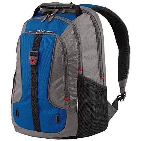 Wenger Enyo 15,6 Laptop Rucksack blau / grau