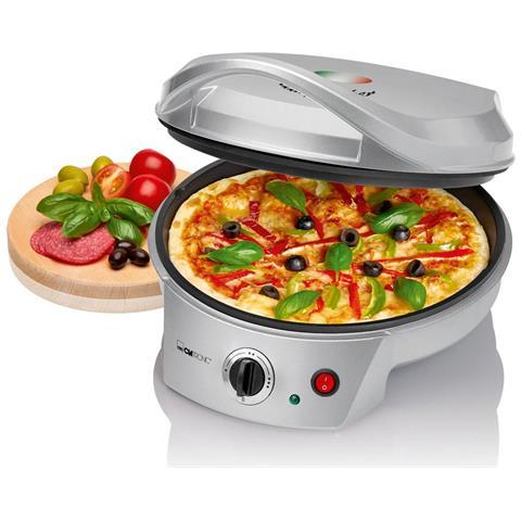 Forno Per Pizza Elettrico 28 Cm 1800w Clatronic Pm 3522 S