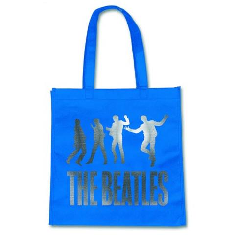 ROCK OFF Beatles (The) - Jump Eco-shopper Blue (Borsa)