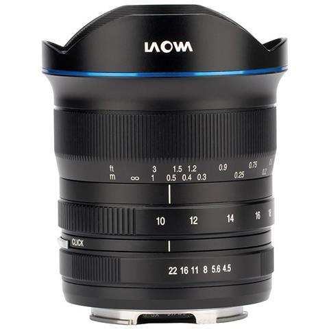 Obiettivo 10-18mm F4.5-5.6 Fe Zoom