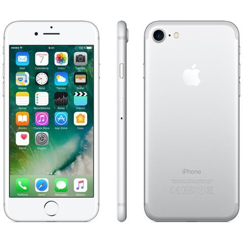 Apple iPhone 7 256 GB Argento (Ricondizionato BASIC)