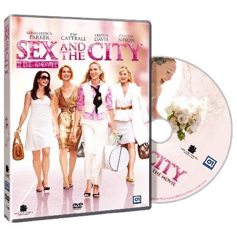01 DISTRIBUTION DVD SEX AND THE CITY (singolo)